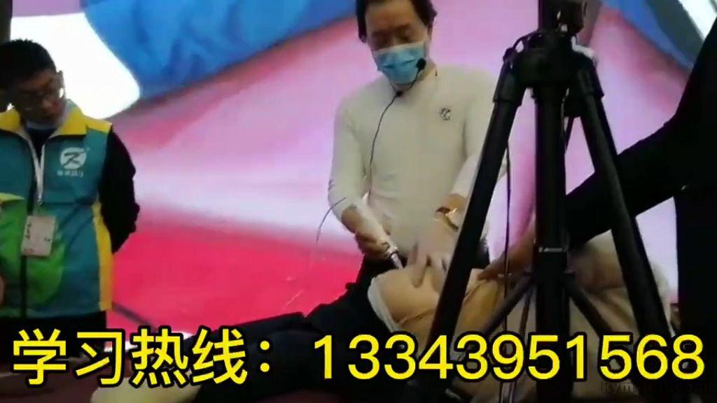 超微针刀:下肢发凉,腿疾走动不便